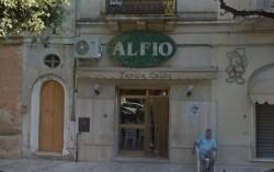 ALFIO TAVOLA CALDA